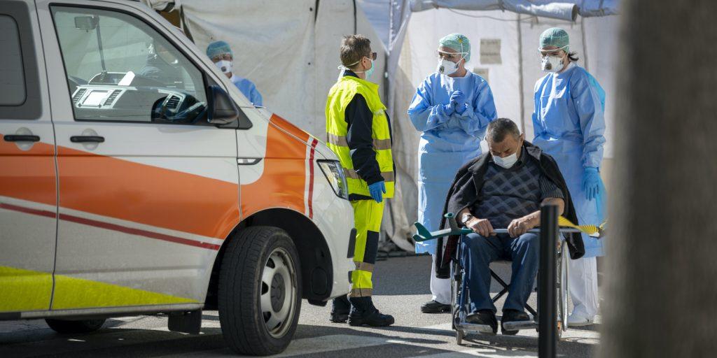 """7 pratiche lean per gestire l'emergenza Covid19 nel settore """"Healthcare"""""""